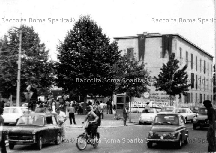 Piazza Caterina Cicetti