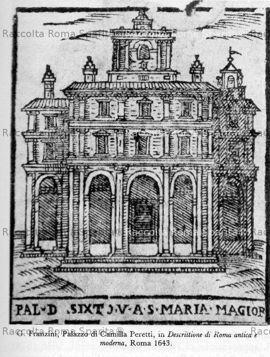 Palazzo di Sisto V