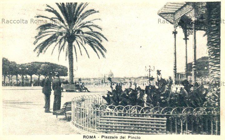 Piazzale del Pincio