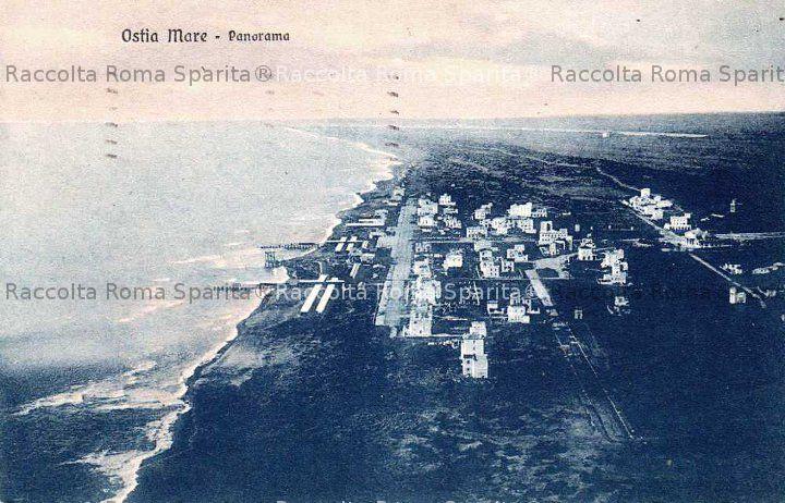 Ostia Mare - Panorama