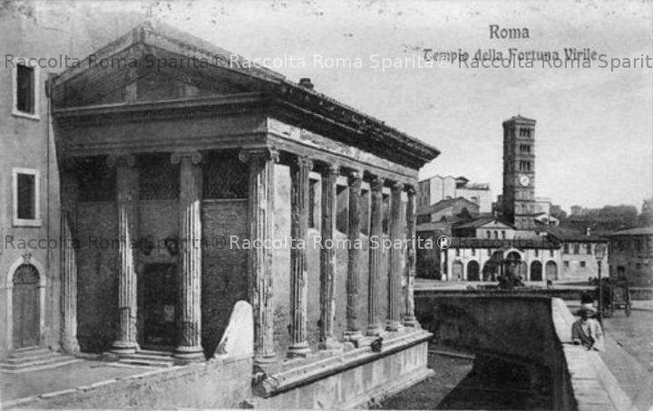 Tempio di Portuno o della Fortuna Virile