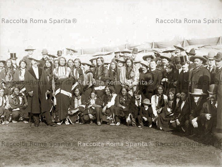 Circo di Buffalo Bill