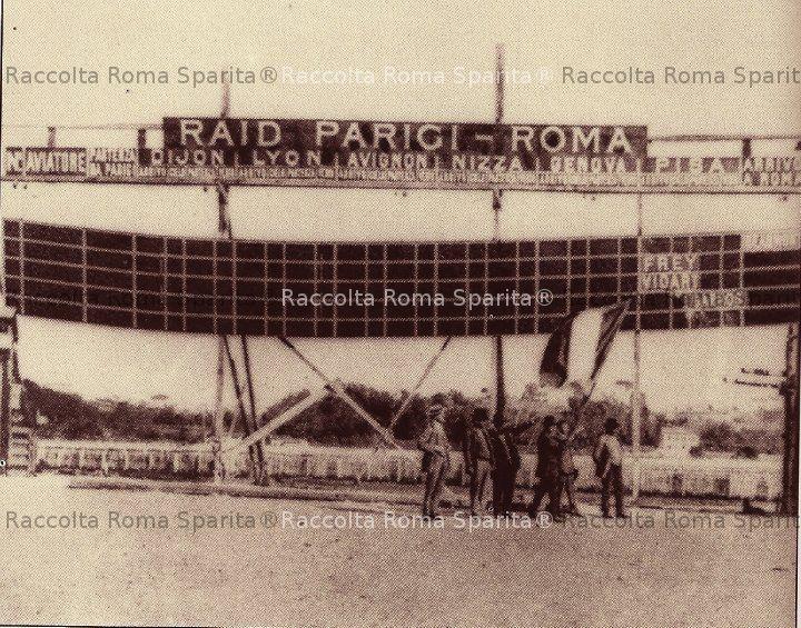 Raid Parigi-Roma