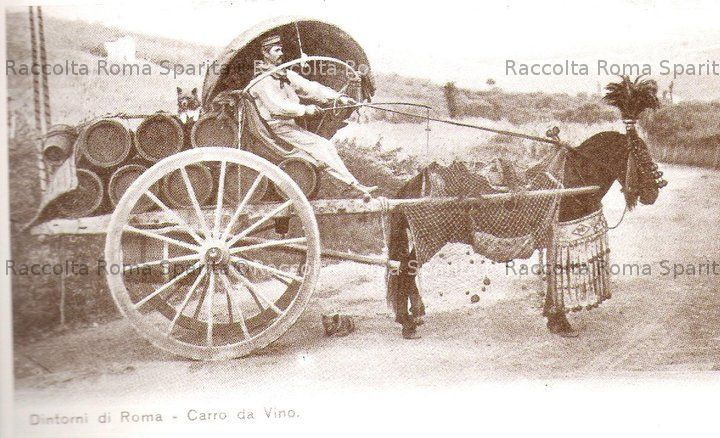 Carretto a vino