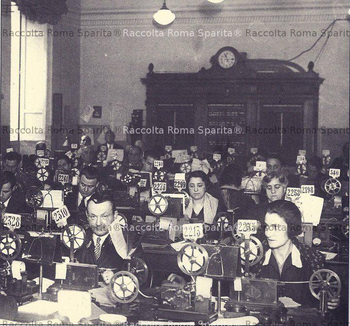 Servizio telegrafico