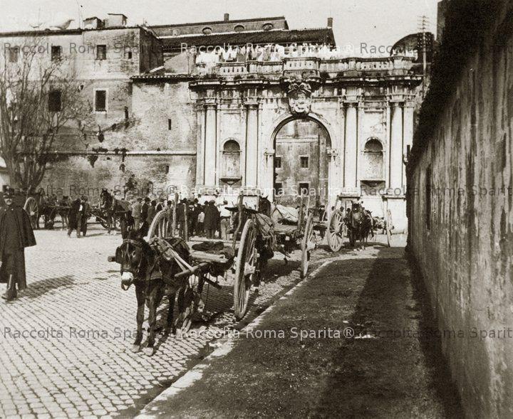 Roma sparita porta portese - Porta portese 2 ...