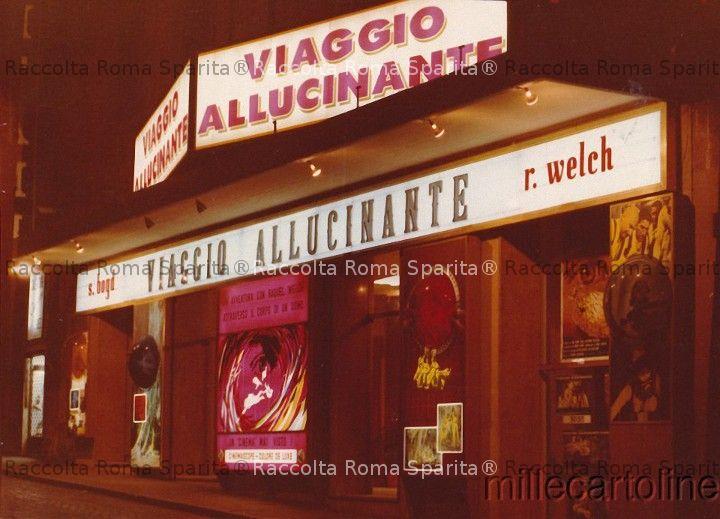Via Quattro Fontane - Cinema Quattro Fontane