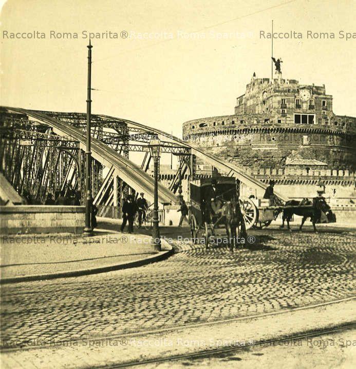 Ponte degli Alari e Castel Sant'Angelo