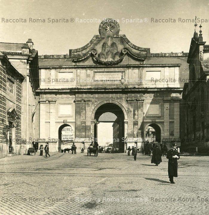 Porta dl Popolo