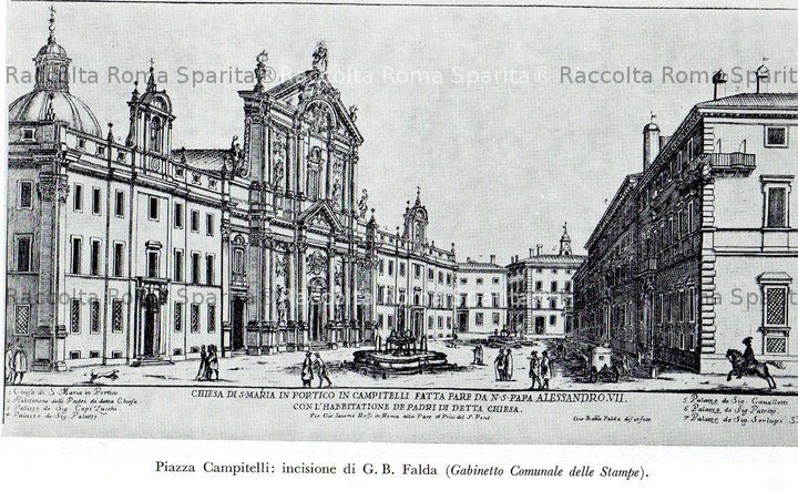 Piazza Campitelli