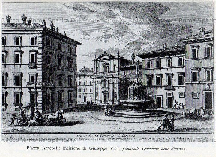Piazza dell'Ara Coeli