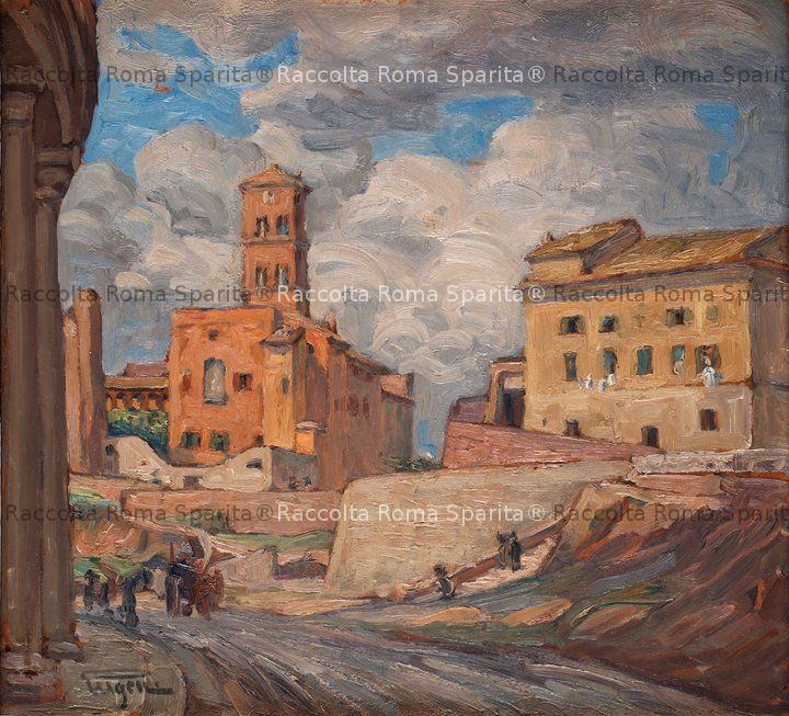 Santa Francesca Romana.