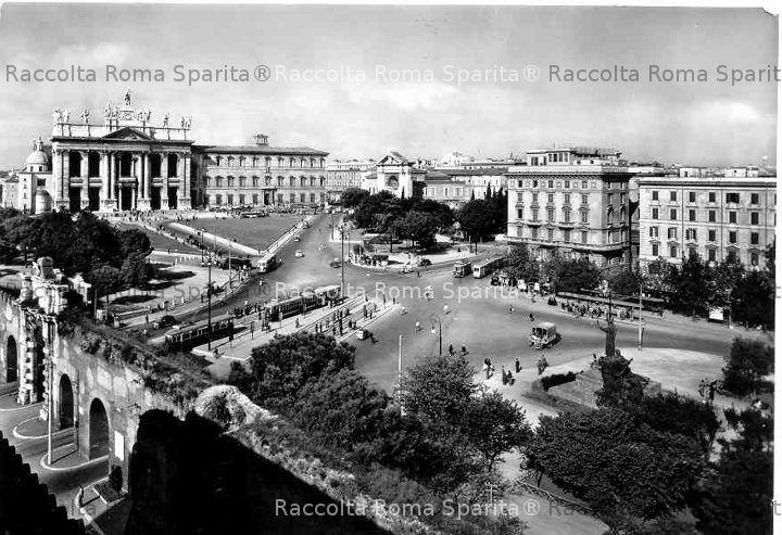 Piazza di Porta San Giovanni