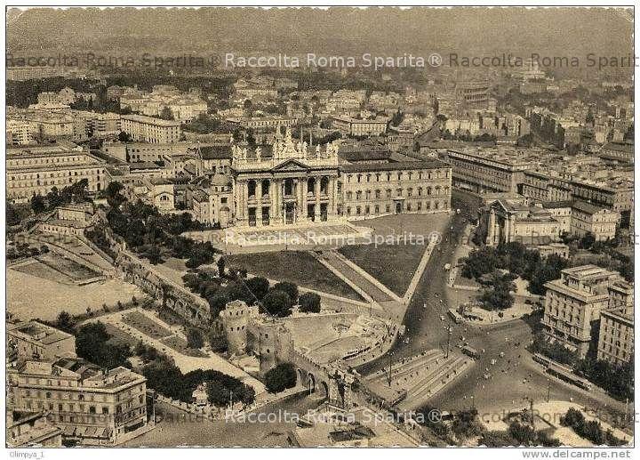 Piazza di Porta San Giovanni e piazzale Appio