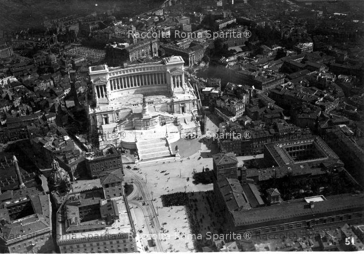 Roma dal dirigibile