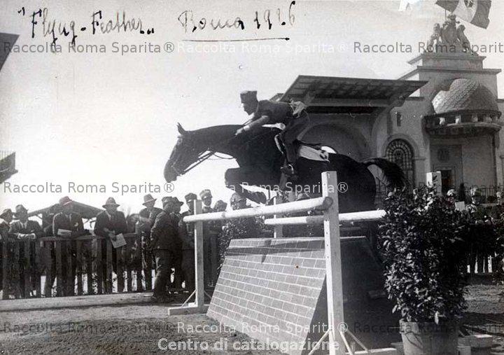 Militare a cavallo