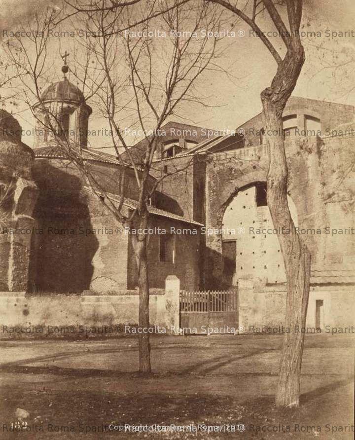 Santa Maria degli Angeli e terme di Diocleziano
