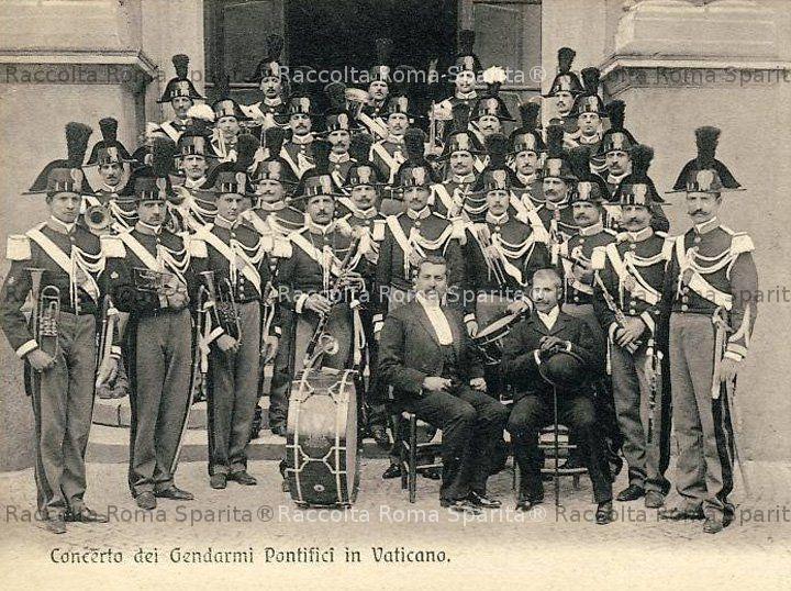Gendarmi Pontifici