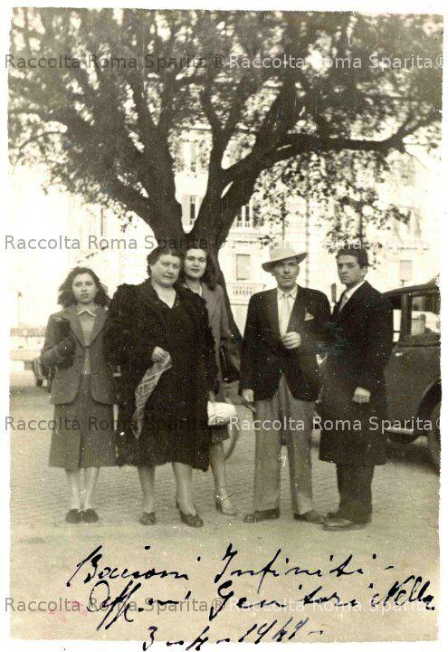 Piazza dell'Alberone
