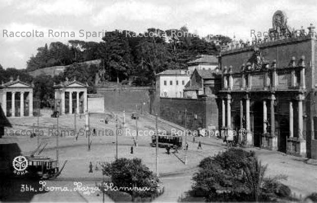 Piazza Flaminia