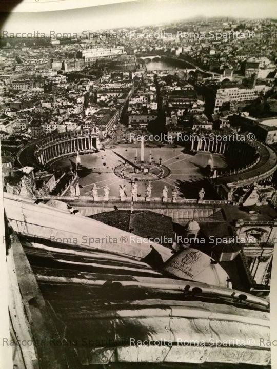 Piazza San Pietro e la Spina di Borgo