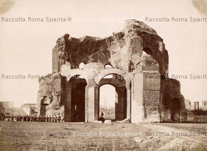Il cosiddetto Tempio di Minerva Medica