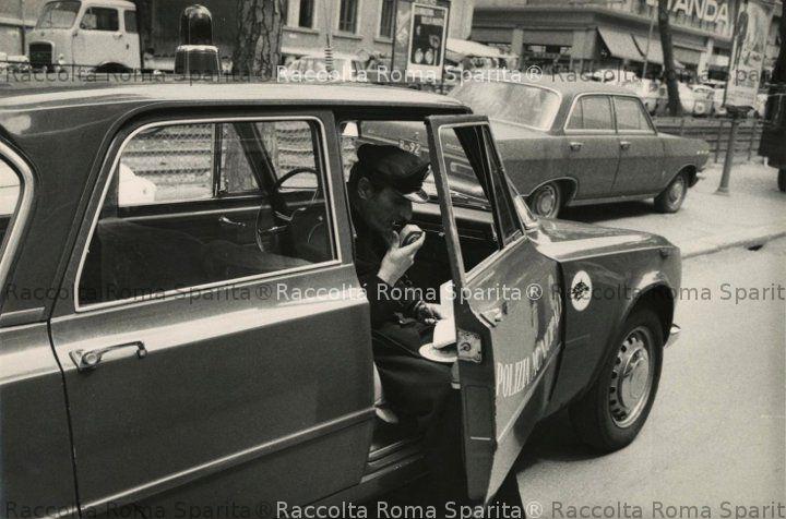Via Appia Nuova - Polizia Municipale