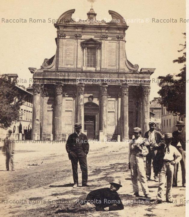 Foro Romano - Tempio di Antonino e Faustina