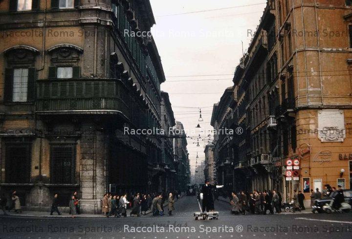 Piazza Venezia e via del Corso