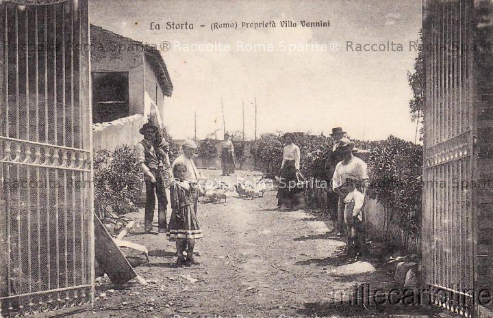 La Storta - Proprietà Villa Vannini
