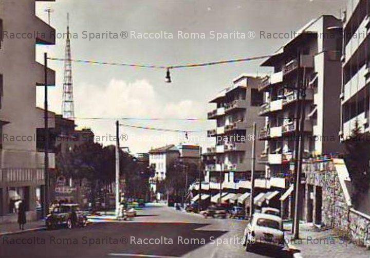 Via Prisciano e Viale delle Medaglie D'Oro
