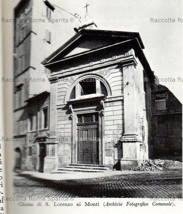 San Lorenzo ai Monti