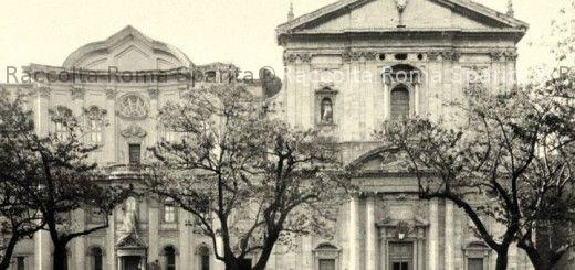 Piazza Della Chiesa Nuova Archives Roma Sparita Foto Storiche