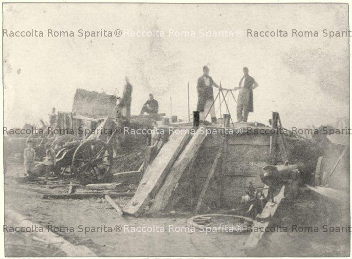 Batteria alla cinta Aureliana