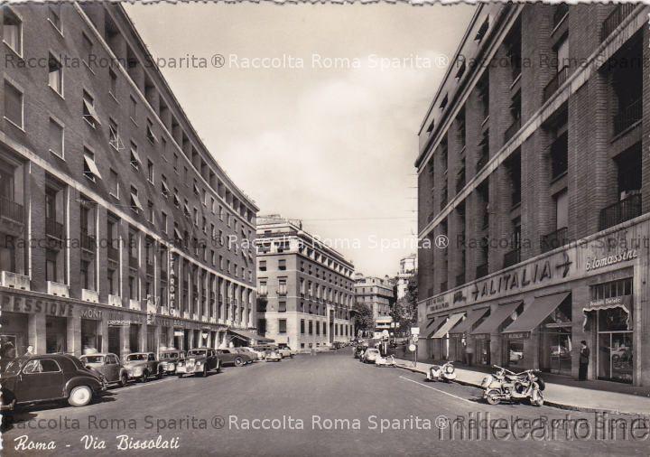 Via Leonida Bissolati