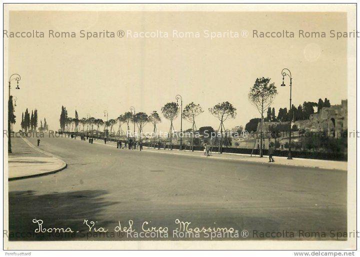 Via del Circo Massimo