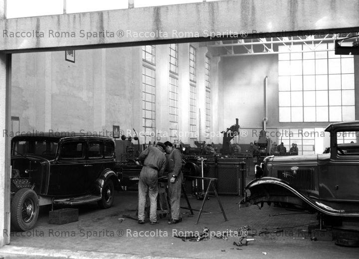 Roma sparita garage nella citt del vaticano for Foto staccate del garage
