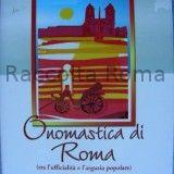 """""""Onomastica di Roma"""""""
