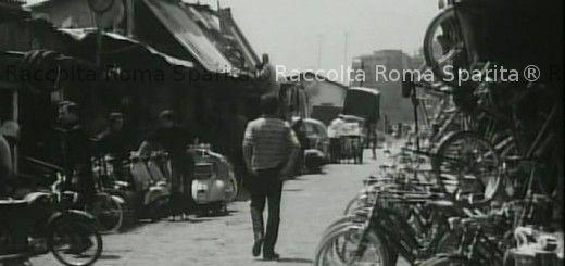 Porta portese archives roma sparita foto storiche - Porta portese auto usate roma privati ...