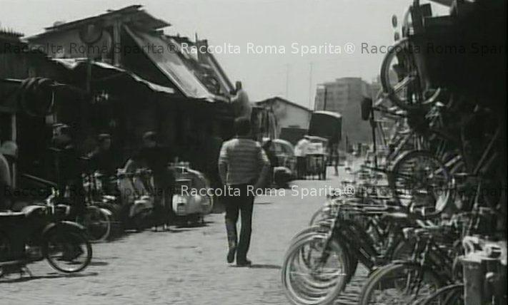 Roma sparita porta portese - Porta portese regali ...