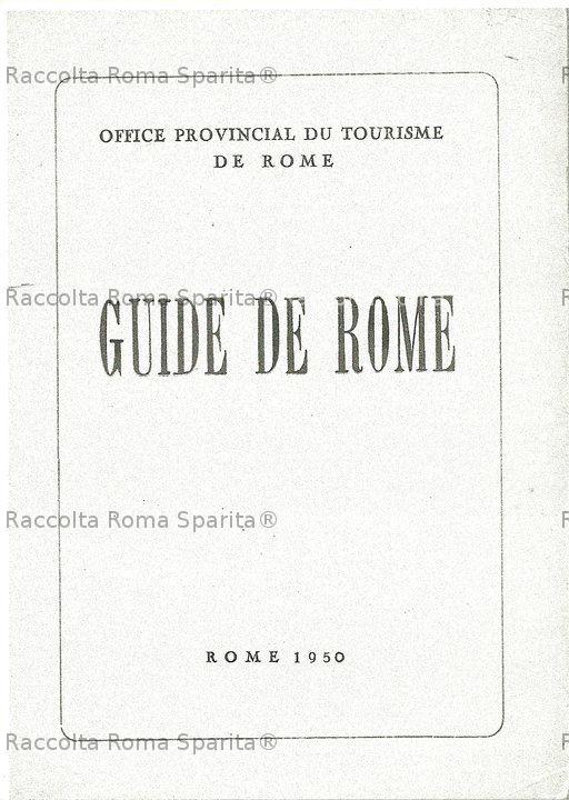 """Guide de Rome"""