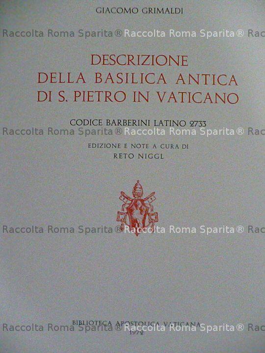 """""""Basilica di San Pietro in Vaticano"""""""