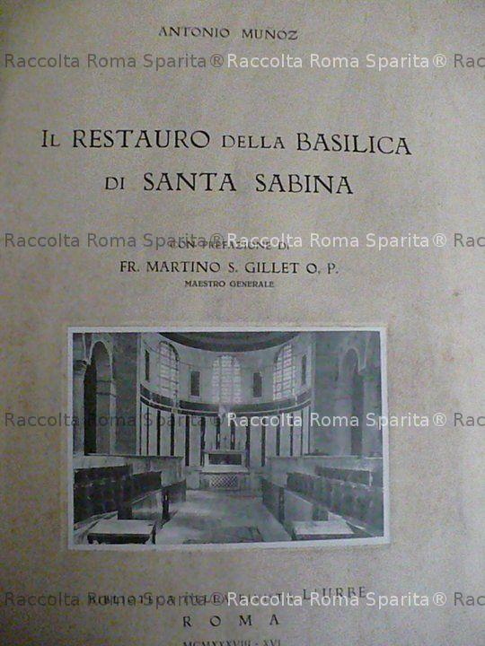 """Basilica di Santa Sabina"""