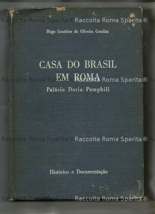 """Casa do Brasil em Roma"""