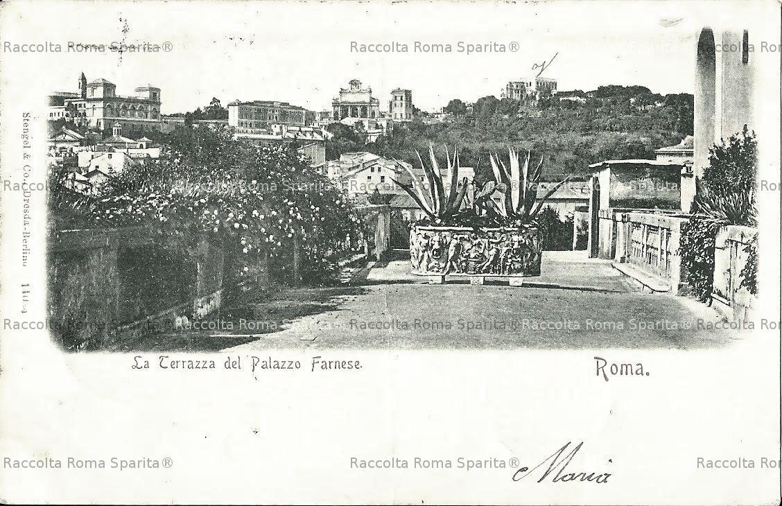 Palazzo Farnese