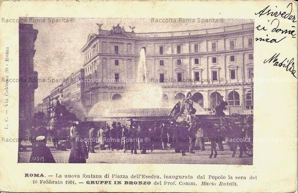 Piazza Esedra