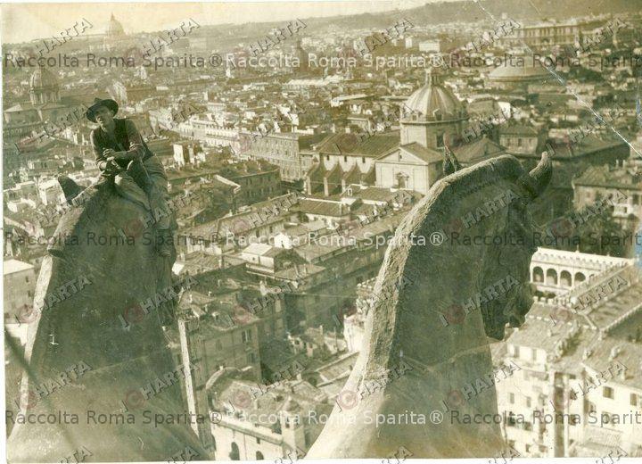 Panorama dal Vittoriano