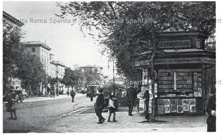 Piazza e Via Cola Di Rienzo