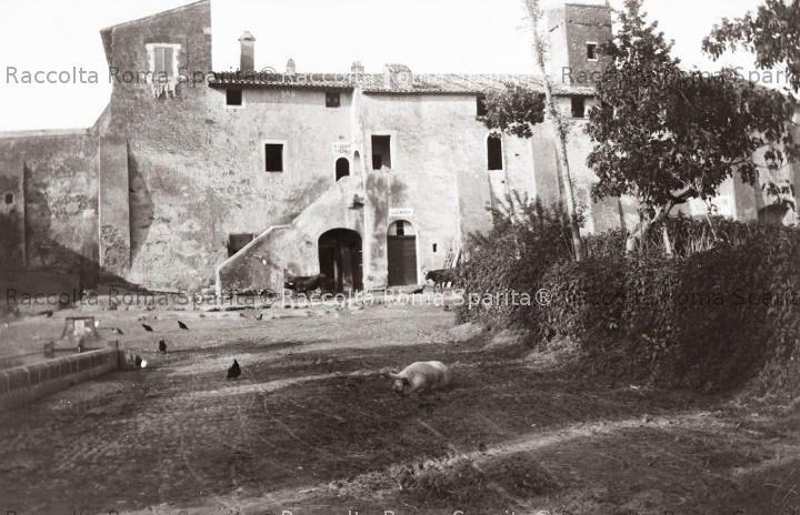 Caffarella - La Vaccareccia