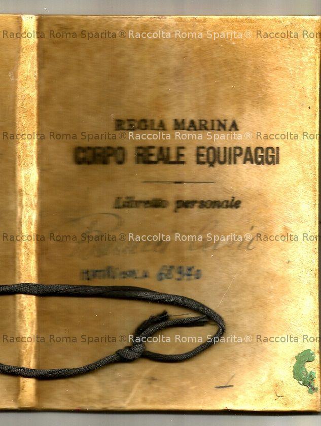 Libretto  Regia Marina